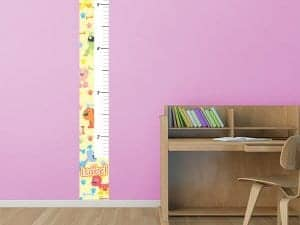 Removable Puppy Power Growth Chart