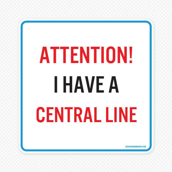 Central Line Wall Graphic