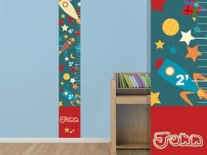 Rockets Theme Growth Chart
