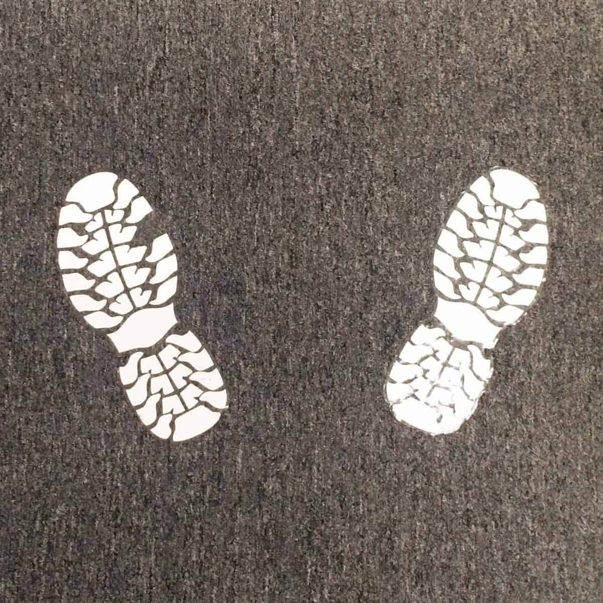 Removable Carpet Stickers