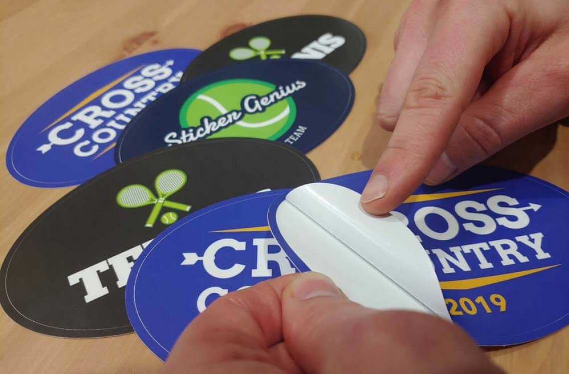 Removable And Reusable Stickers